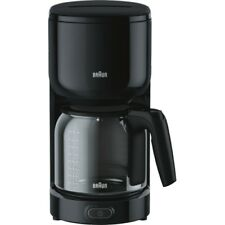 Braun Domestic Home KF 3120 BK PurEase Schwarz Filter-Kaffeemaschine