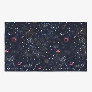 Space Galaxy Area Rug space Rug boys Rug kids Floor Rug large space rugs galaxy