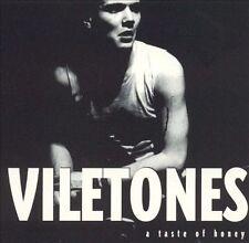 A Taste of Honey by Viletones (CD, May-2005, Other Peoples Music)