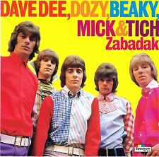 (CD) DAVE DEE, DOZY, BEAKY, MICK & TICH-Zabadak, The Legend of Xanadu, save me