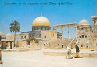 Israel - JERUSALÉN - La cúpula de La Dome Roca (F3249)
