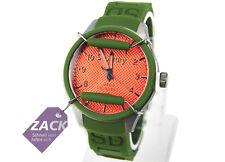 SUPERDRY Herren Uhr Armbanduhr watch Scuba Rescue SYG130N Silikon grün oliv