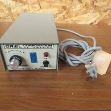 + ORIEL CORPORATION LASER POWER SUPPLY MODEL NO 7289