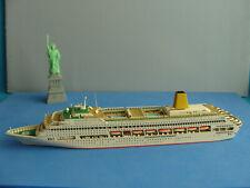"""Engl.Passagierschiff ,P&O """" Oriana """",Fa.Sextant ,WL 1:1250,seltenes Modellschiff"""