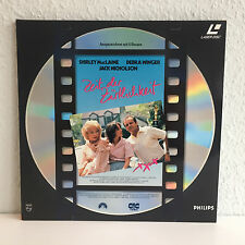 Zeit der Zärtlichkeit | Laserdisc PAL Deutsch 2LD FOC | Fast wie Neu / Near Mint