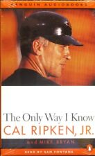 Cal Ripken, Jr. - The Only Way I Know - Audiobook 1997 SEALED & MINT