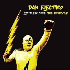 """DAN ELECTRO """" LET THEM COME """" THE REMIXES NEW RE-ISSUE EURO 12 DANCE HOUSE"""