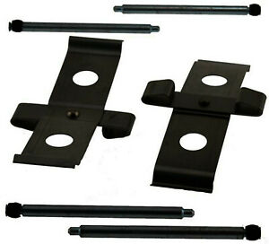 Disc Brake Hardware Kit Front ACDelco Pro Brakes 18K1971X