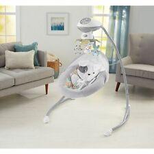 Fisher-Price Sweet Snugapuppy Dreams Cradle 'n Swing (Drg43)