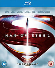 Man Of Steel (Blu-ray, 2013)