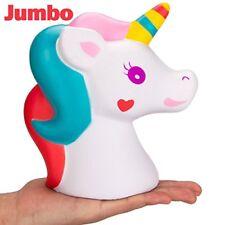 BeYumi Jumbo Cute Unicorn Kawaii Cream Scented Squishies Slow Rising Decompressi