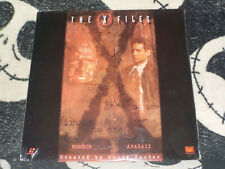 X-Files Humbug/ Amasazi NEW SEALED Laserdisc LD Free Ship $30
