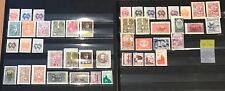 Lithuania Central Classics 1920-1922 Mixed Mint Selection