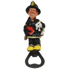 Feuerwehrmann als Flaschenöffner Feuerwehr Öffner für Flaschen