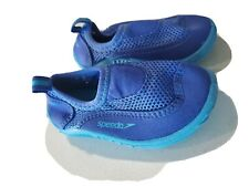 Speedo Water Shoes for Kids Slip-On~Size Toddler (S) 5-6~Beach~Pool~Lake~NWT