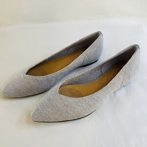 Rothy's-style Corso Como Knit Flats Available Sizes: 8, 10