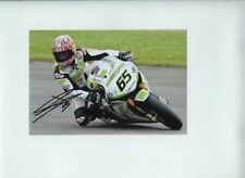 Jonathan Rea Ten Kate Honda WSB Donington 2009 Signed 1