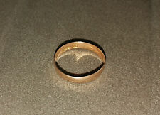 Imperial Russian Antique Solid Gold 56 14K  RING.  Nice 100% original item!