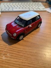 Kinsmart New Mini Cooper Scale 1/28
