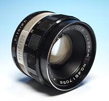 Konica Hexanon 1.8/52mm für Konica AR Objektiv lens objectif - (81906)