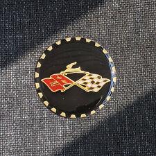 Goldblack Impala Zenith Wire Wheel Chips Emblems Decals Set Of 4 Size 275in