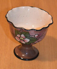 Torquay Pottery Alexandra Rose Footed Pedestal Bowl
