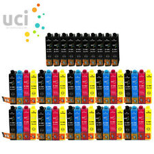 50 Ink Cartridges for Epson Stylus S22 SX125 SX130 SX420W SX425W SX445W