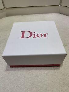 Christian Dior Perfume Gift Set Box Only