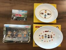 FS Movie KAIBUTSU-KUN COMPLETE SET FIGURE DISH SEVEN-ELEVEN FAIR 2011 JAPAN HTF
