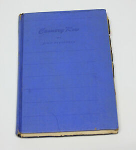 Vintage Cannery Row by John Steinbeck First Edition 1945