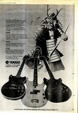 "NPBK30 ADVERT 15X11"" YAMAHA GUITARS SG 2000, BB12000, SF1000"