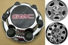 1pc New 1999-2012 GMC 6 lug Truck Van Steel Chrome Rim Wheel Center Hub Caps