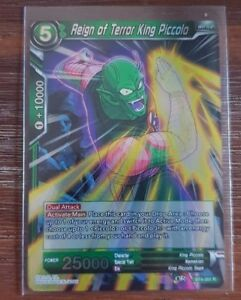 Dragon Ball Super Card Game: Reign Of Terror King Piccolo