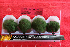 """3505 2""""-3"""" Cool Shade Trees New In Box"""