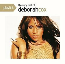 Deborah Cox - Playlist: The Best of Deborah Cox [New CD]