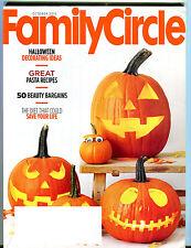 Family Circle Magazine October 2015 Decorating Ideas EX 051016jhe