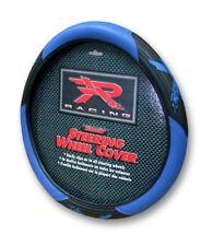 Blue R Racing Velocity Steering Wheel Cover Universal Fit 14.5''-15.5''