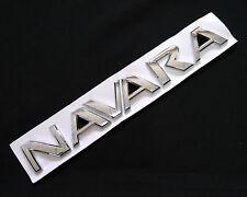 LOGO EMBLEMS REAR BACK FOR NISSAN FRONTIER NAVARA D40 PICKUP 2005-15 D21 D22 D23