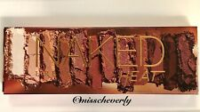 URBAN DECAY Naked HEAT Authentic Eyeshadow FULL SIZE Palette ~ BRAND NEW IN BOX
