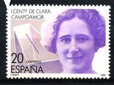 Spain 1989 SG#2945 Clara Campormor MNH #A23326