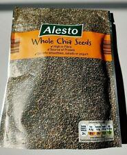 1 x Alesto whole chia seeds 400g