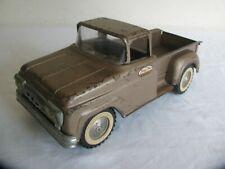 Vintage 1961 Tonka Toys Gold Step-Side Pickup Truck #2 VG