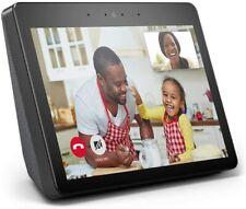 """Amazon Echo Show (2nd Gen) Premium sound + 10.1"""" HD - Smart Assistant - Charcoal"""