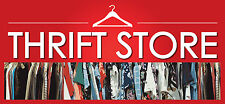 "Thrift Store Banner 52"" x 24"""