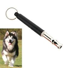 FD580 Pet Dog Training Adjustable Pitch Whistle UltraSonic Supersonic Sound x1