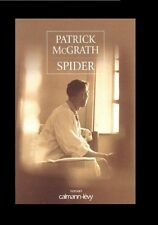 SPIDER : PATRICK McGRATH / NEUF