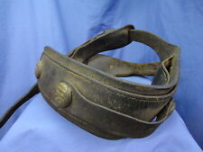 WWI US Army Harness Part w/ US Rosettes & More