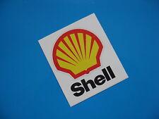 Shell Motorsport Adesivo/Adesivo x2