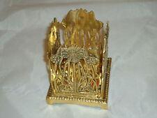 Sunflower Brass Pen Tidy Holder A Very Nice Gift For Desk Office -Rack Nice Gift