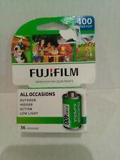 Fuji 600020058 35mm Iso 400 36 Exp Color Film Accs